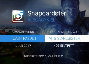 Snapcardster Launch Turnier