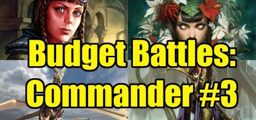 Budget Battles: Commander