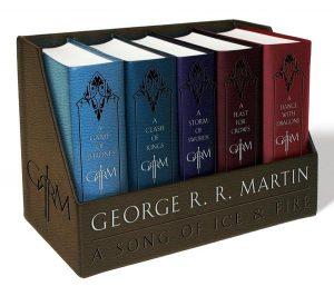 Game of Thrones Bücher