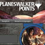 Planeswalker Punktestand